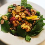 spinach-shrimp-salad