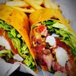 wrap-and-french-fries